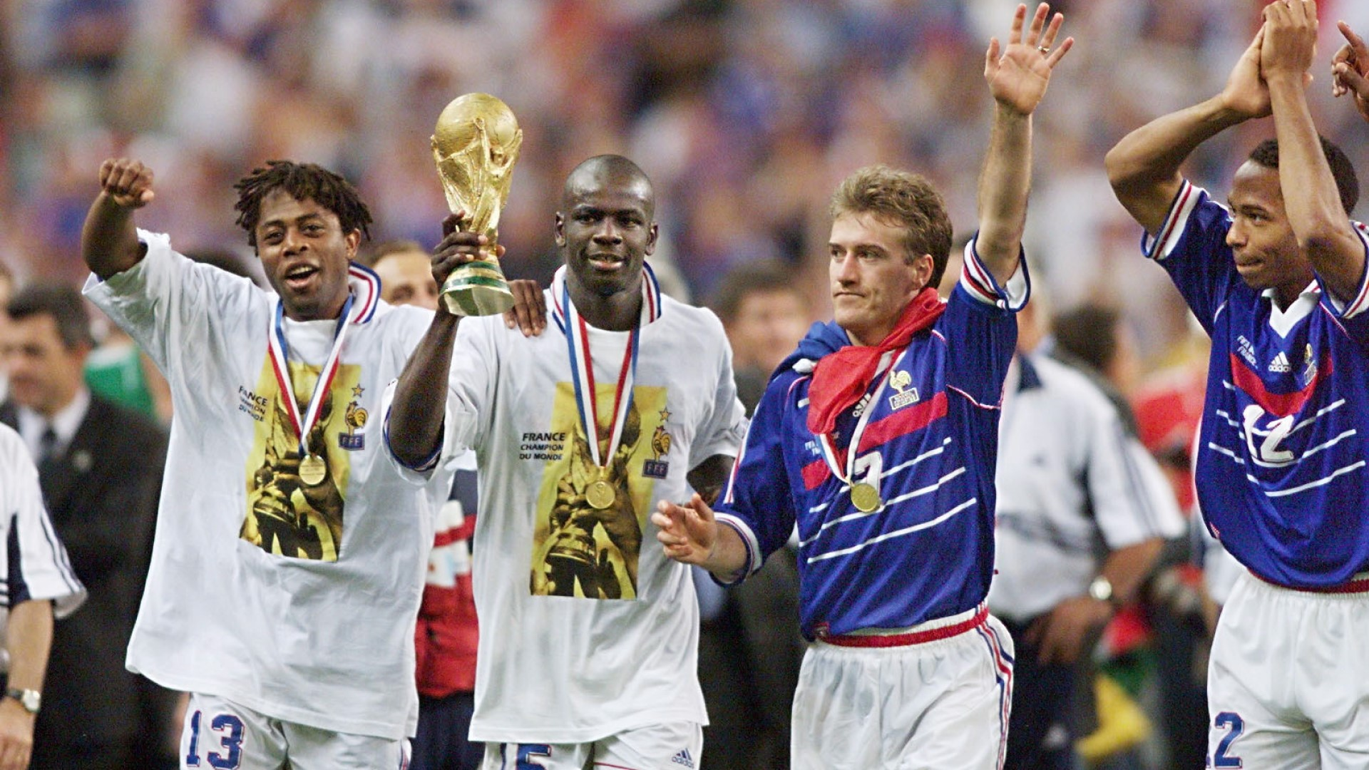 Thuram World Cup 98