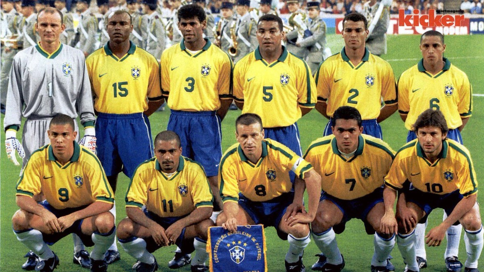 brazil 1999