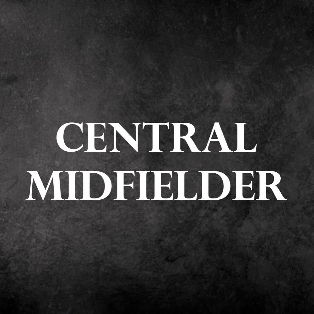 central midfielder
