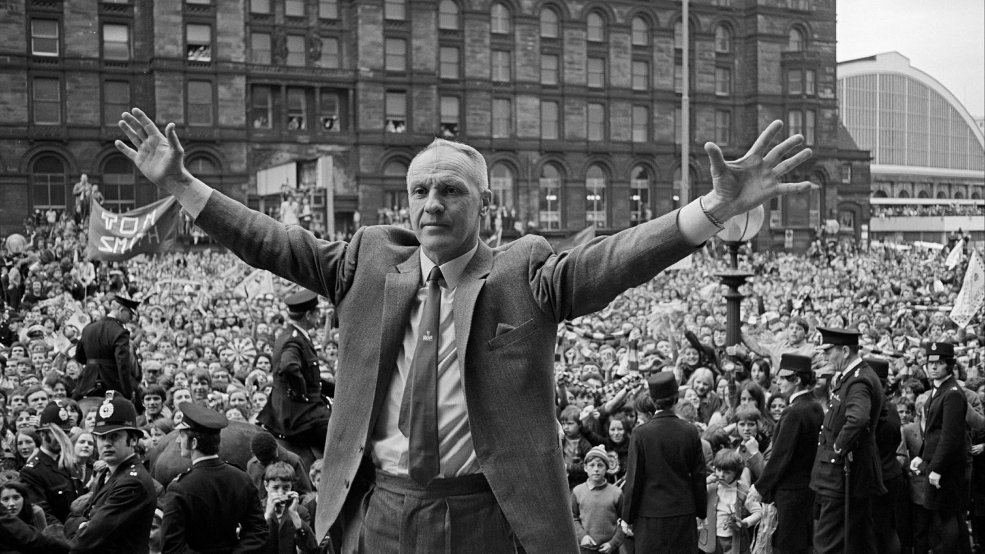 Bill Shankly Socialism