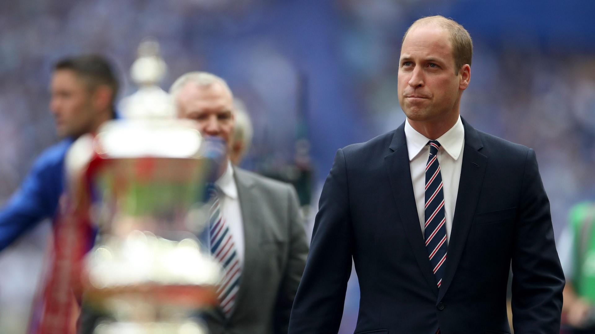 Prince William FA Cup