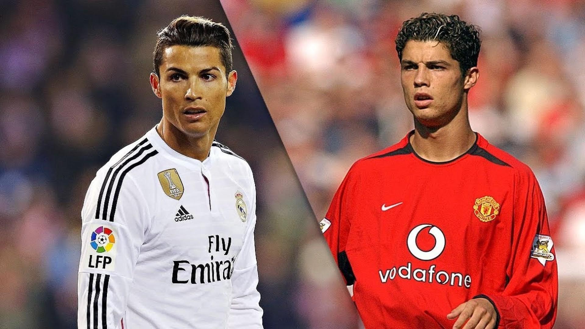 Ronaldo, Madrid and United