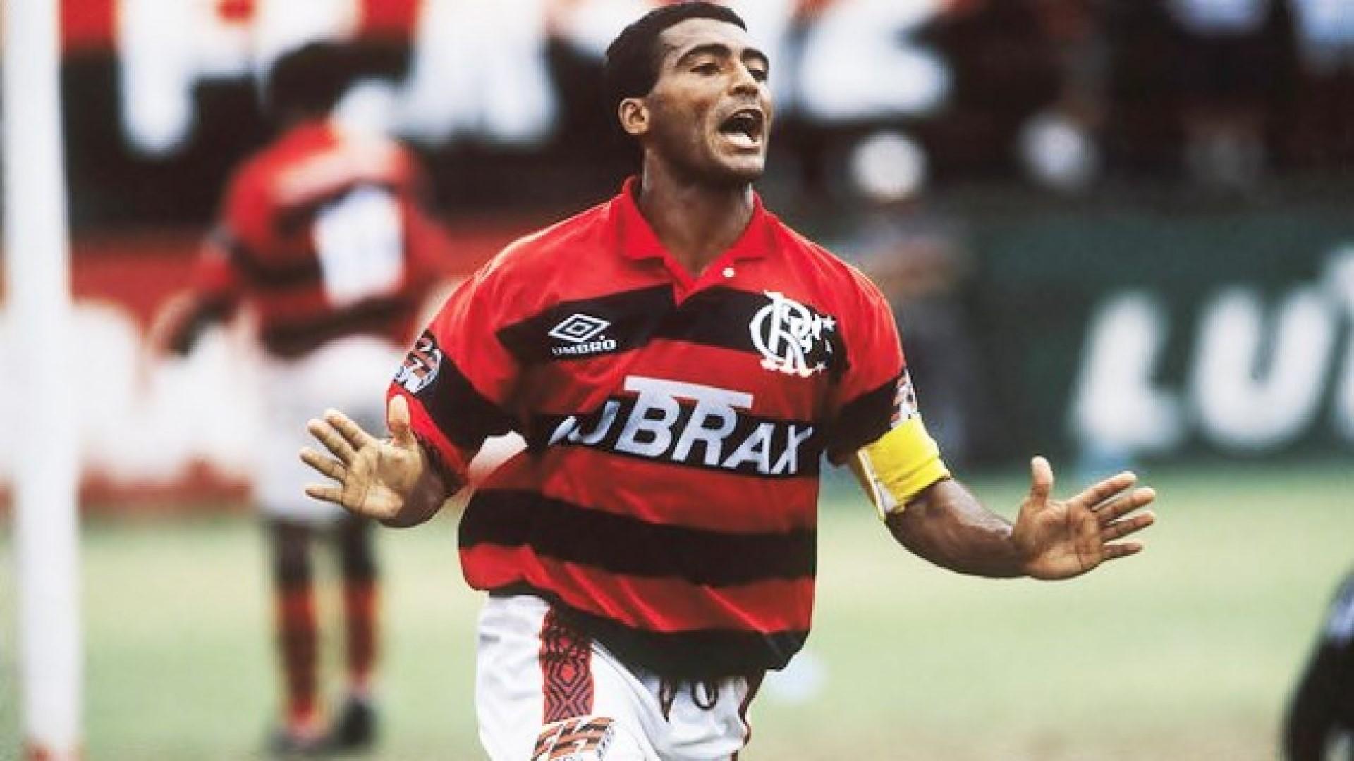 Flamengo Romario 95