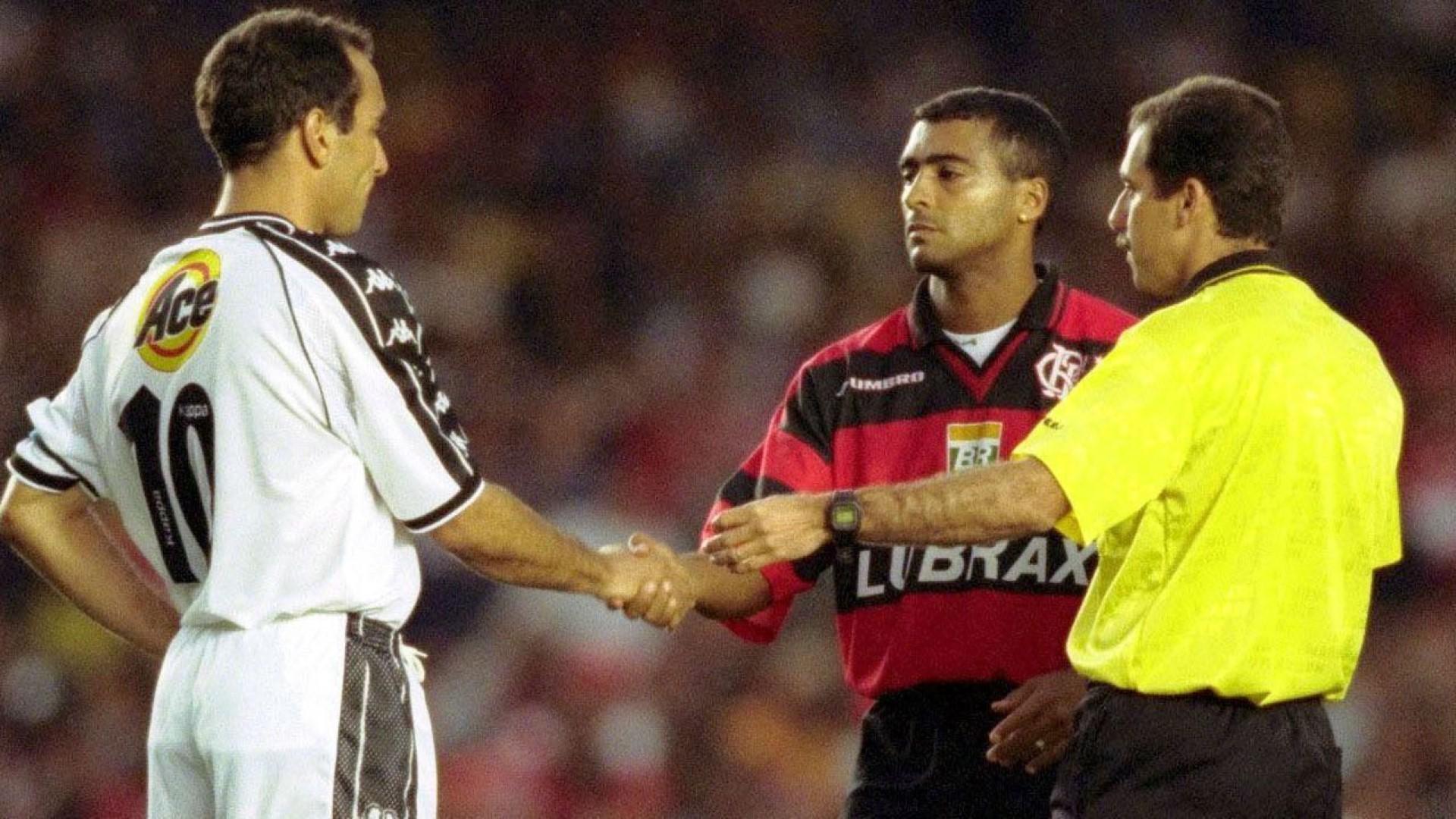 Romario Flamengo 2000