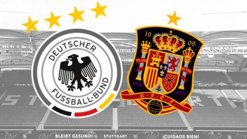 Germany v Spain