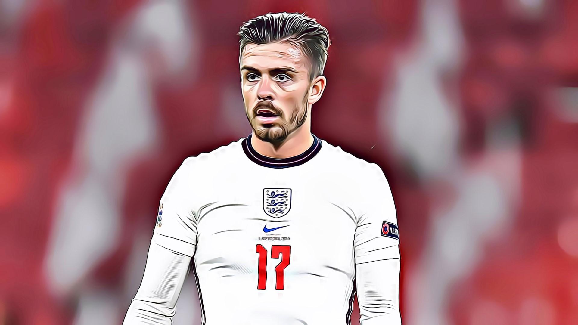 Jack Grealish England